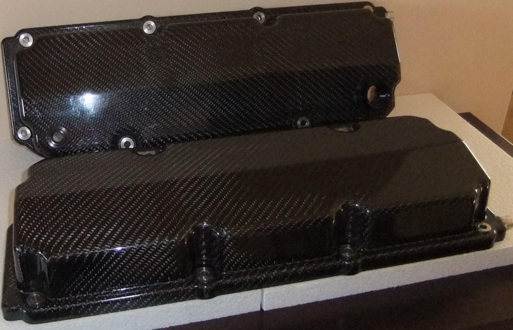 Australian Muscle Parts :: Fabricated Aluminium Valve Covers